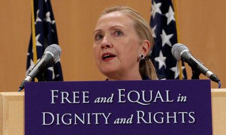 Hillary Clinton: Zwischen Feministin und Frauenmörderin?