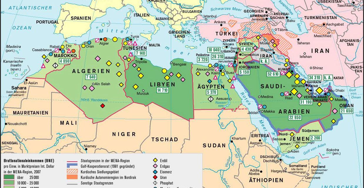 Naher-Osten
