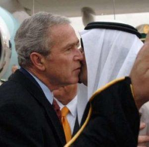 saud-bush