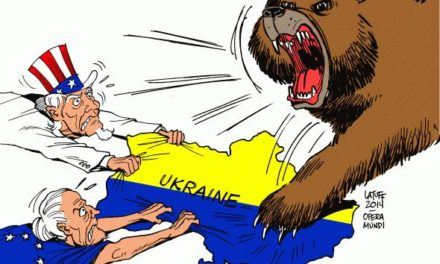 Coup d'Etat in the Ukraine