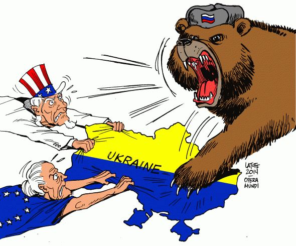 Ukraine-Putsch