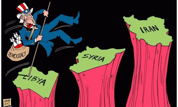 Die NATO lässt sich in Libyen nieder