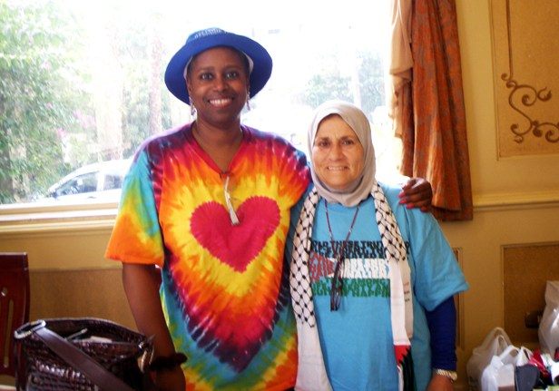 Cynthia McKinney Back in US After Being Detained and Deported from Israel