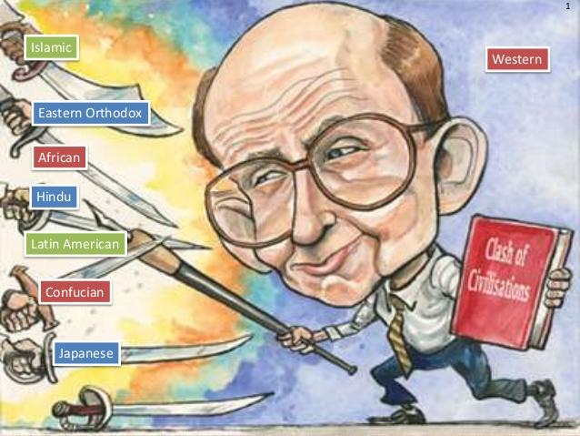 Сблъсъкът на култури в международната политика